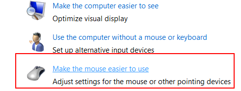 Change mouse pointer on Windows 10 with this easy trick