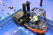 forklift course durations