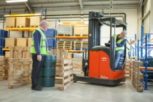 Forklift training website