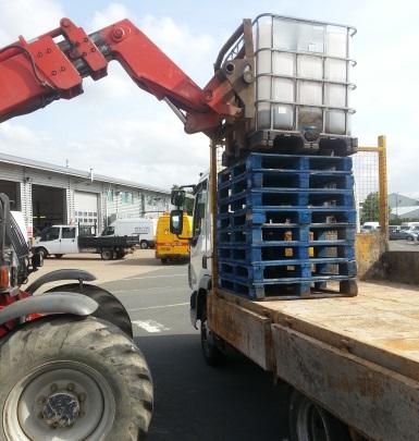 lower load